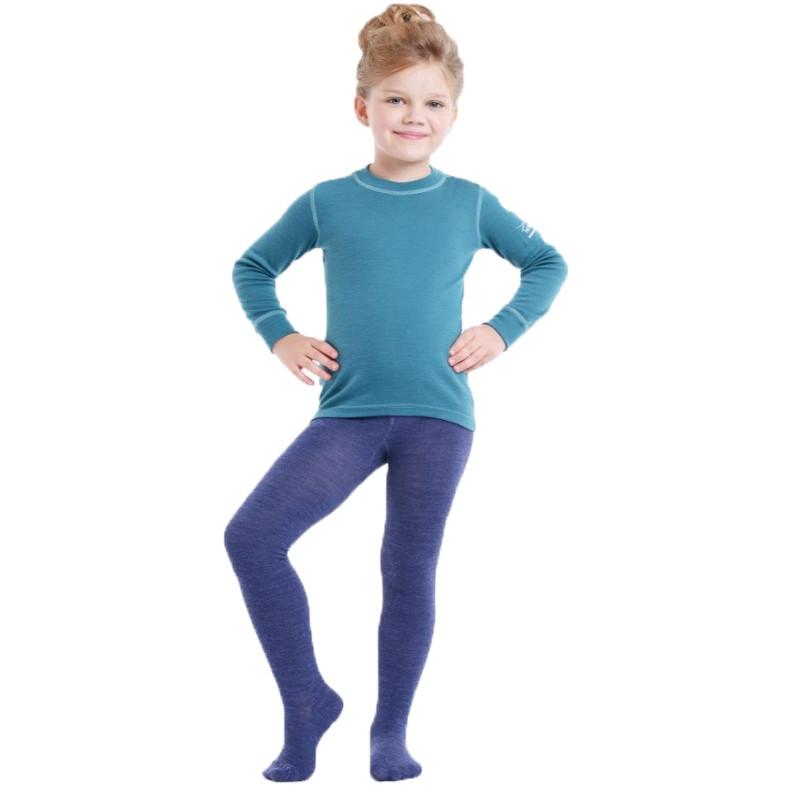 Термоколготки детские NORVEG Multifunctional (размер 86-92, синий)