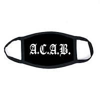 Многоразовая тканевая маска RelativeShop  ACAB