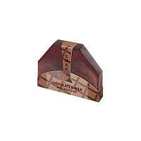 Глицериновое мыло ручной работы нарезанное «Шоколад и молоко» Biofresh 80 г