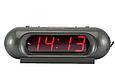 Настільні годинники від мережі VST-716 з червоною, зеленою підсвіткою DV, фото 5