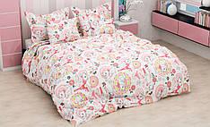 Детский комплект постельного белья 150*220 хлопок (14161) TM KRISPOL Украина