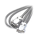 DB9(В)-5-DB9(Р)-05 кабельная трасса (удлинитель), длина 5 метров, фото 4