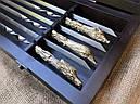 """Ексклюзивний набір для шашлику """"Мисливський трофей"""", шампура+чарки+ніж+вилка, фото 3"""