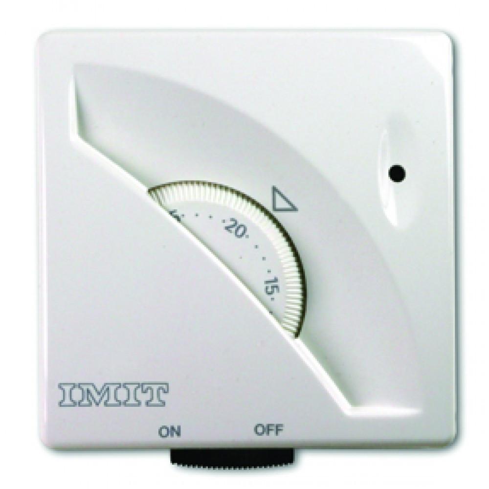 Аналоговый комнатный термостат IMIT с индикатором