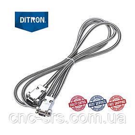 DB9(В)-10-DB9(Р)-05 кабельная трасса (удлинитель), длина 10 метров