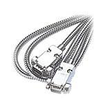 DB9(В)-10-DB9(В)-05 кабельная трасса (удлинитель), длина 10 метров, фото 4