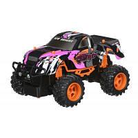 Радиоуправляемая игрушка NEW BRIGHT GRAFFITI TRUCK Violet 1:24 (2408F-2)