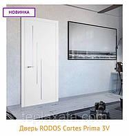 Межкомнатная дверь РОДОС Cortes PRIMA 3V (полотно), фото 1