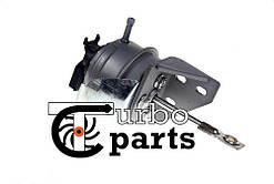 Актуатор / клапан турбіни Audi A3 1.6 TDI від 2012 р. в. - 847671-0002, 813860-0003, 813860-0001