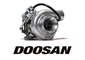Турбокомпрессор для спецтехники Doosan