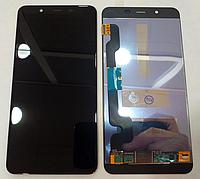Оригинальный дисплей (модуль) + тачскрин (сенсор) для Oukitel U25 Pro (черный цвет)