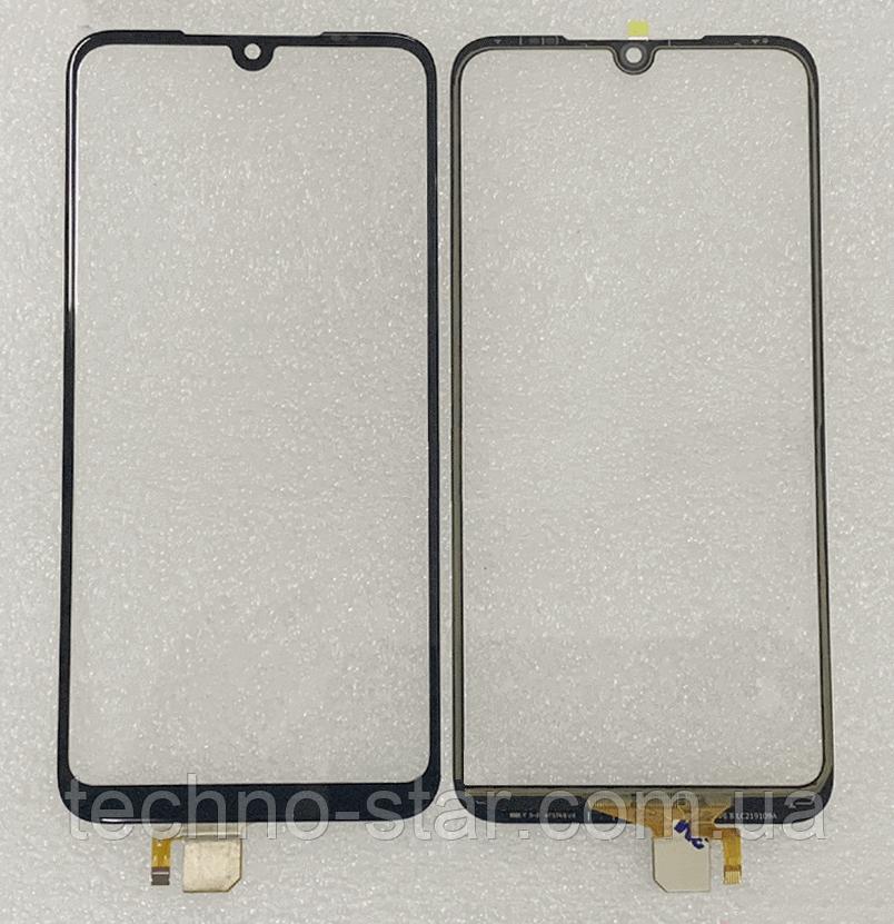 Оригинальный тачскрин / сенсор (сенсорное стекло) для Xiaomi Redmi 7 (черный цвет)