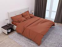 Комплект евро постельного белья Сатин, Украина