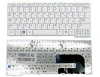 Клавиатура для Samsung N108 N110 N127 N128 N130 N135 N138 N140 NC10 ND10 V100560DS1 (русская раскладка, белый)