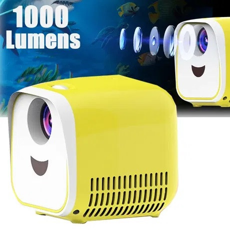 Мини проектор Kids Toy Projector L1