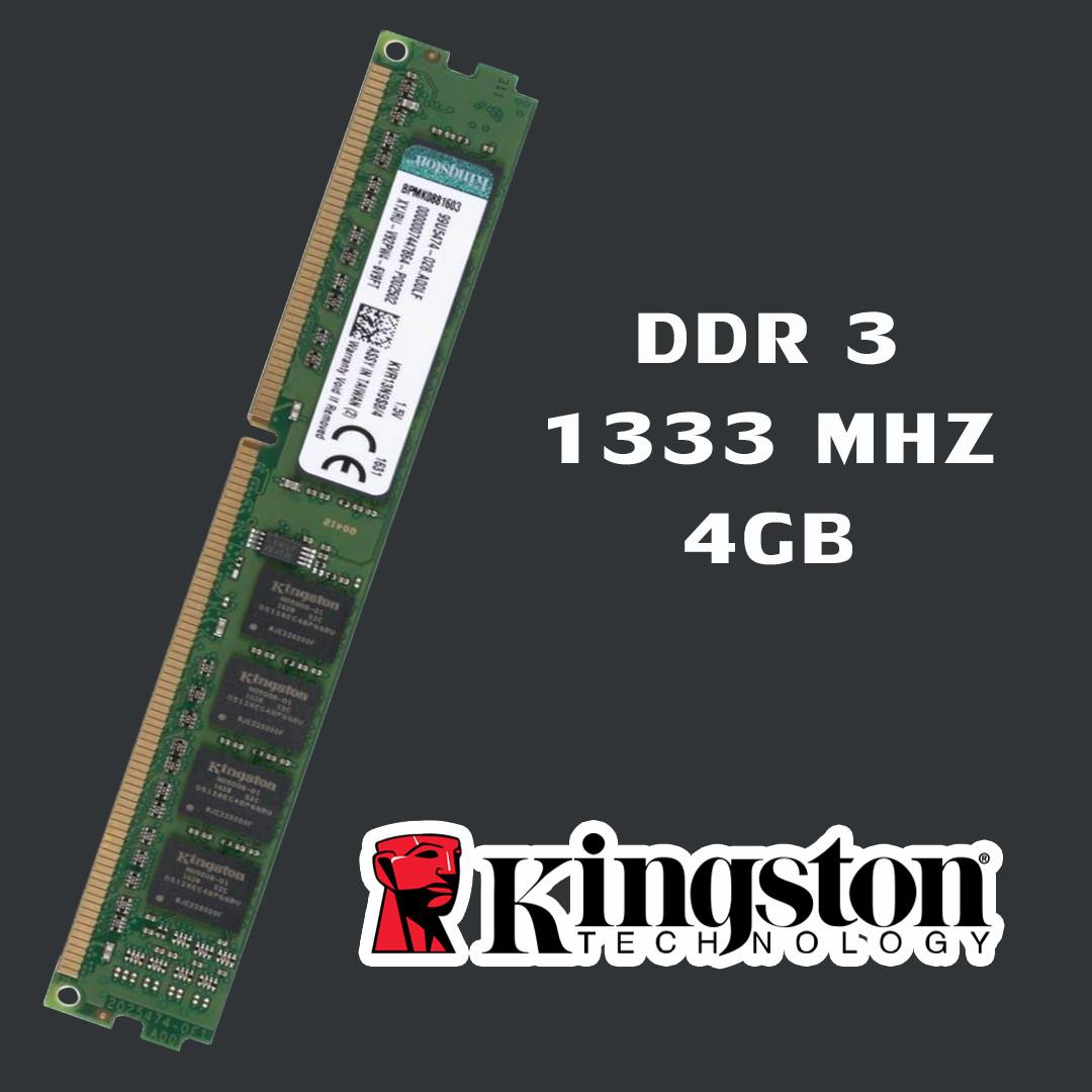 Оперативная память Kingston,Hynix,Samsung DDR3 SDRAM 4гб, 1333 МГц