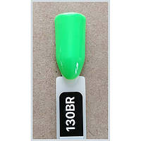 Гель-лак Kodi Professional 130BR , Неоновый киви, эмаль, фото 1