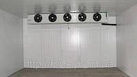 Холодильные камеры охлаждения и хранения молочки