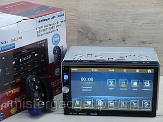 Автомагнітола 2Din Bluetooth Pioneer 7022CRB