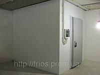 Холодильные камеры охлаждения и  заморозки пищевых продуктов