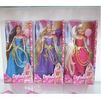 "Кукла ""Defa Lucy"" принцесса с аксессуарами 8195"