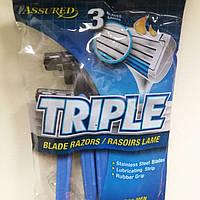 Станки для бритья TRIPLE