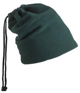 Флисовый бафф  MDGE Тёмно-Зелёный