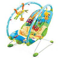 Крісла-гойдалки для новонароджених, шезлонги