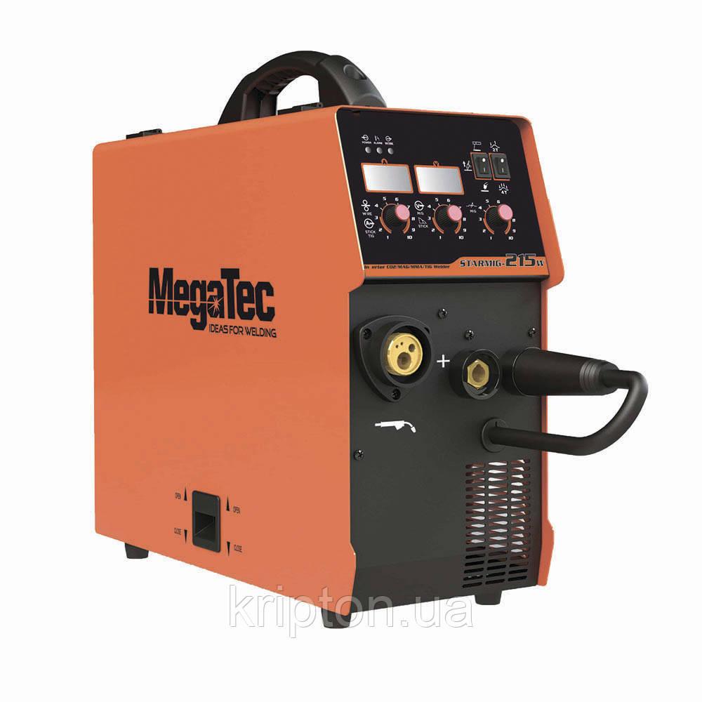 Сварочный аппарат MegaTec STARMIG 215W
