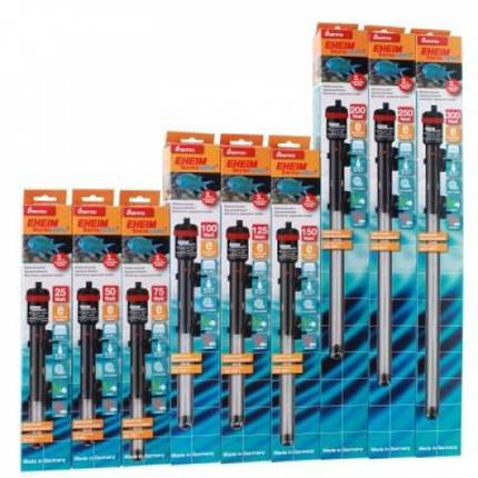 Нагреватель EHEIM thermocontrol e 125 Вт от 150 л до 200 л, длина 309 мм, фото 2