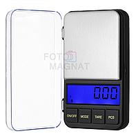 Весы Ювелирные 6285PA, 500 г (0.01) + 1 чаша — Электронные весы