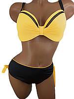 Купальник с мягкой чашкой Z.Five 5716-12 желтый на 46 размер