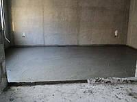 Чорнова підлога наливним пінобетоном