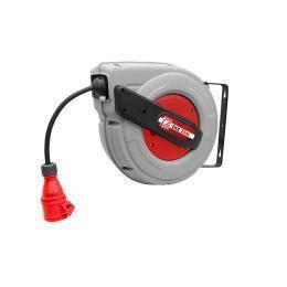 Приспособление намоточное для электрического кабеля 20 пог. м Holzmann EKR 20M