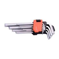 Набор длинных шестигранников Hex 9 ед. Harden Tools 540605