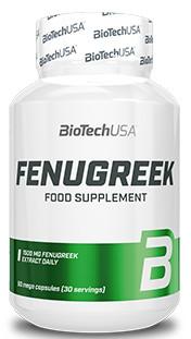 Бустер тестостерона BioTech - Fenugreek (60 капсул)