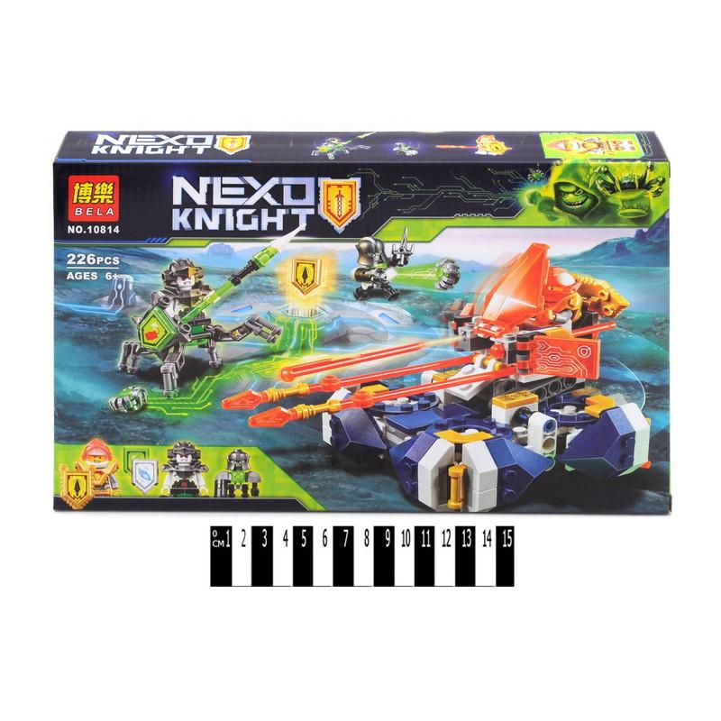 """Конструктор """"NEXO"""", 226 деталей, 10814"""