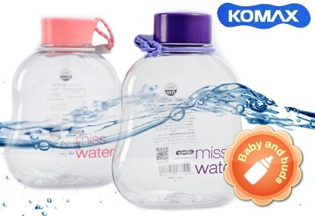 Бутылка для воды Drink More Water