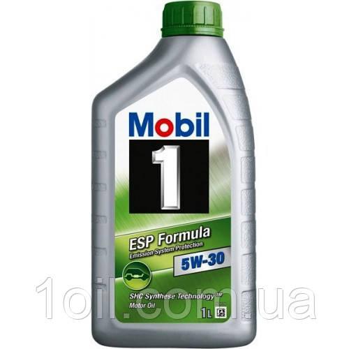 Масло моторное Mobil 1 ESP Formula 5W-30 1L