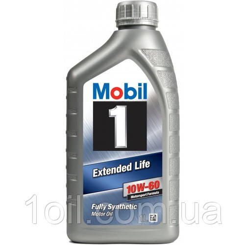 Масло моторне Mobil 1 10W-60 1L