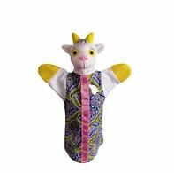 """Кукла-рукавица, """"Коза-дереза"""", B192"""