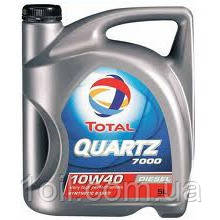 Масло моторное Total Quartz 7000 Diesel 10W-40 5l