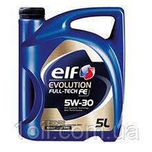 Масло моторне ELF Solaris FE DPF 5w30 5l