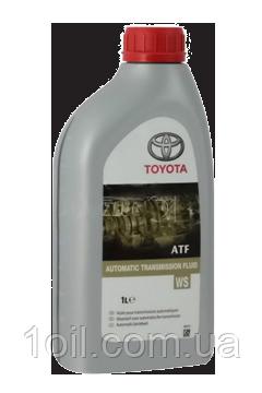 Масло трансмісійне Toyota ATF WS 1л