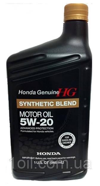 Масло моторне Honda 5w-20 1л
