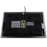 Кольоровий AHD відеодомофон Green Vision GV-054-AHD-J-VD7SD silver, фото 3