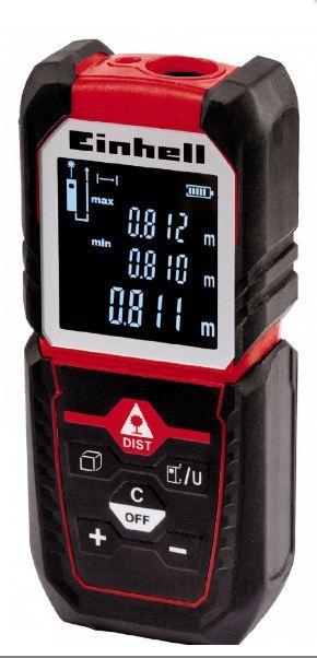 Лазерний далекомір Einhell TC-LD 50