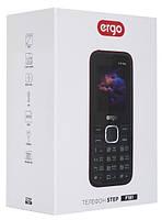 Моб.телефон Ergo F181 Step Dual Sim (чорний), фото 6