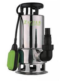 Дренажный насос для грязной воды Zipper ZI-DWP1100N