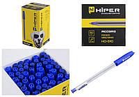 """Ручка масляная """"Hiper Accord"""", синяя, HO-510син"""